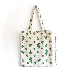 Sac Tote-Bag « Collection CACTUS »