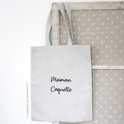 Sac Tote-Bag « Collection MAMAN COQUETTE »